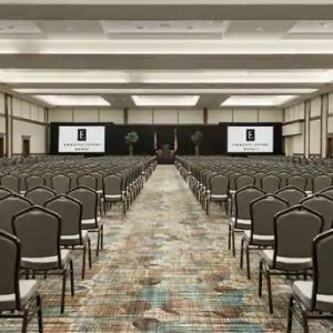 Embassy Suites - conference room